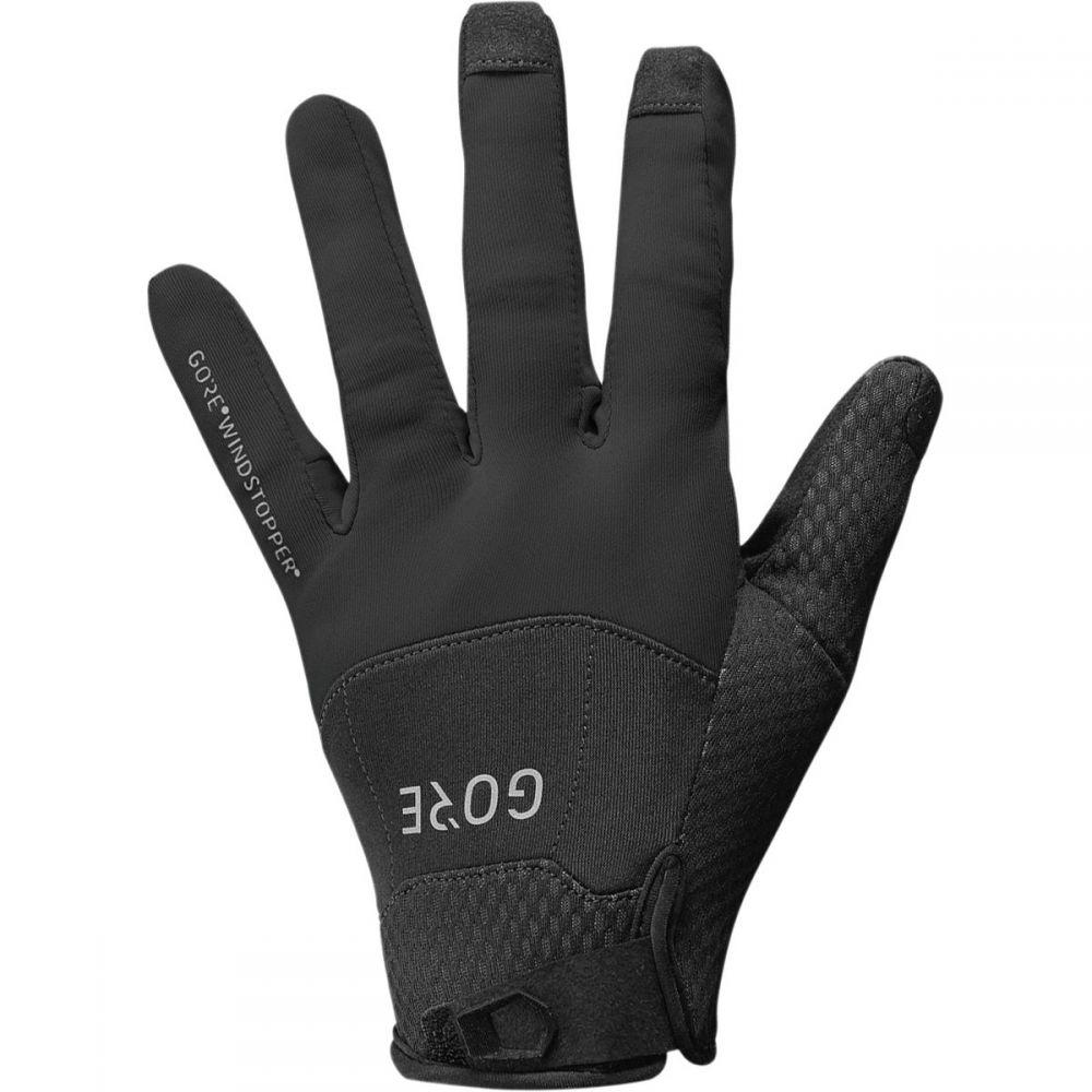 ゴアウェア メンズ 自転車 グローブ【C5 GWS Gloves】Black