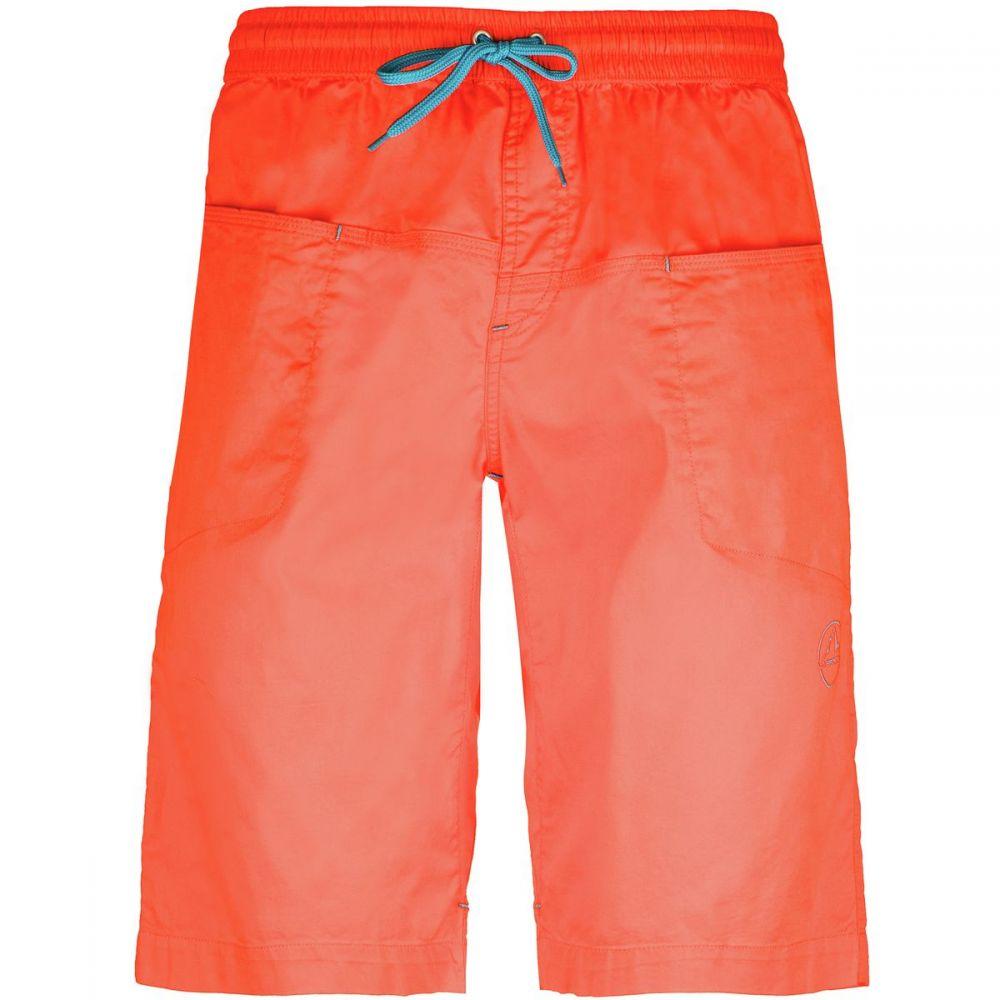 ラスポルティバ メンズ ハイキング・登山 ボトムス・パンツ【Levanto Shorts】Tangerine