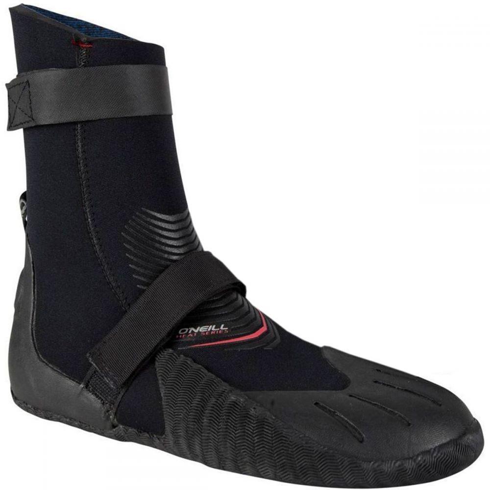 オニール メンズ サーフィン シューズ・靴【Heat RT 5mm Boots】Black