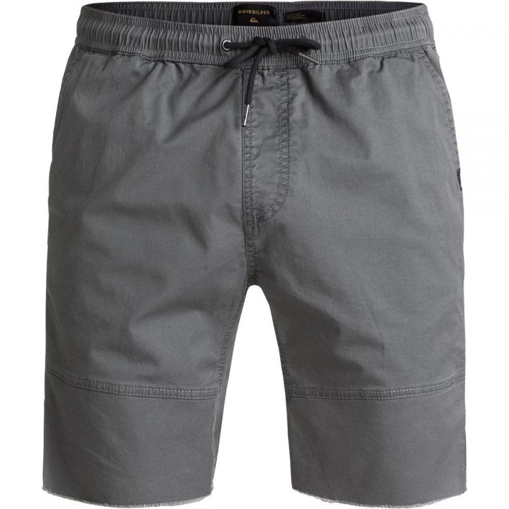 クイックシルバー メンズ ボトムス・パンツ ショートパンツ【Foxoy Shorts】Iron Gate