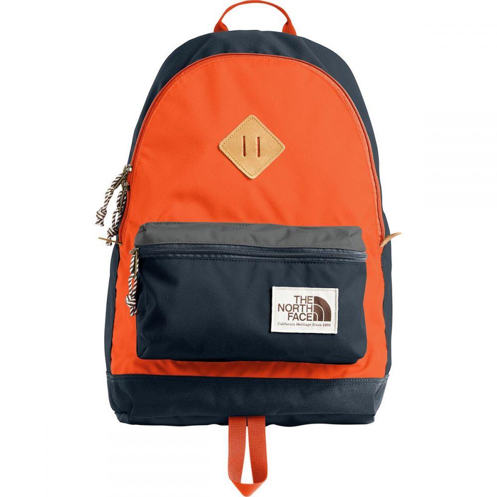 ザ ノースフェイス レディース バッグ バックパック・リュック【Berkeley 25L Backpack】Urban Navy/Persian Orange