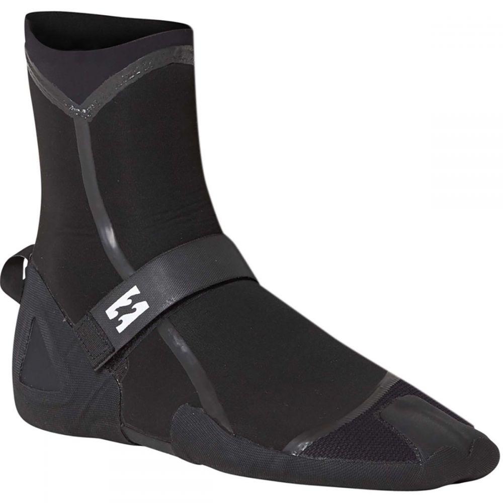 ビラボン メンズ サーフィン シューズ・靴【7mm Furnace Carbon Ultra Split Toe Booties】Black