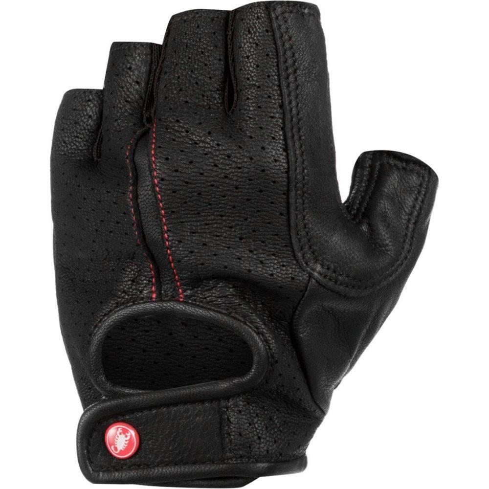 カステリ メンズ 自転車 グローブ【Maestro Gloves】Black