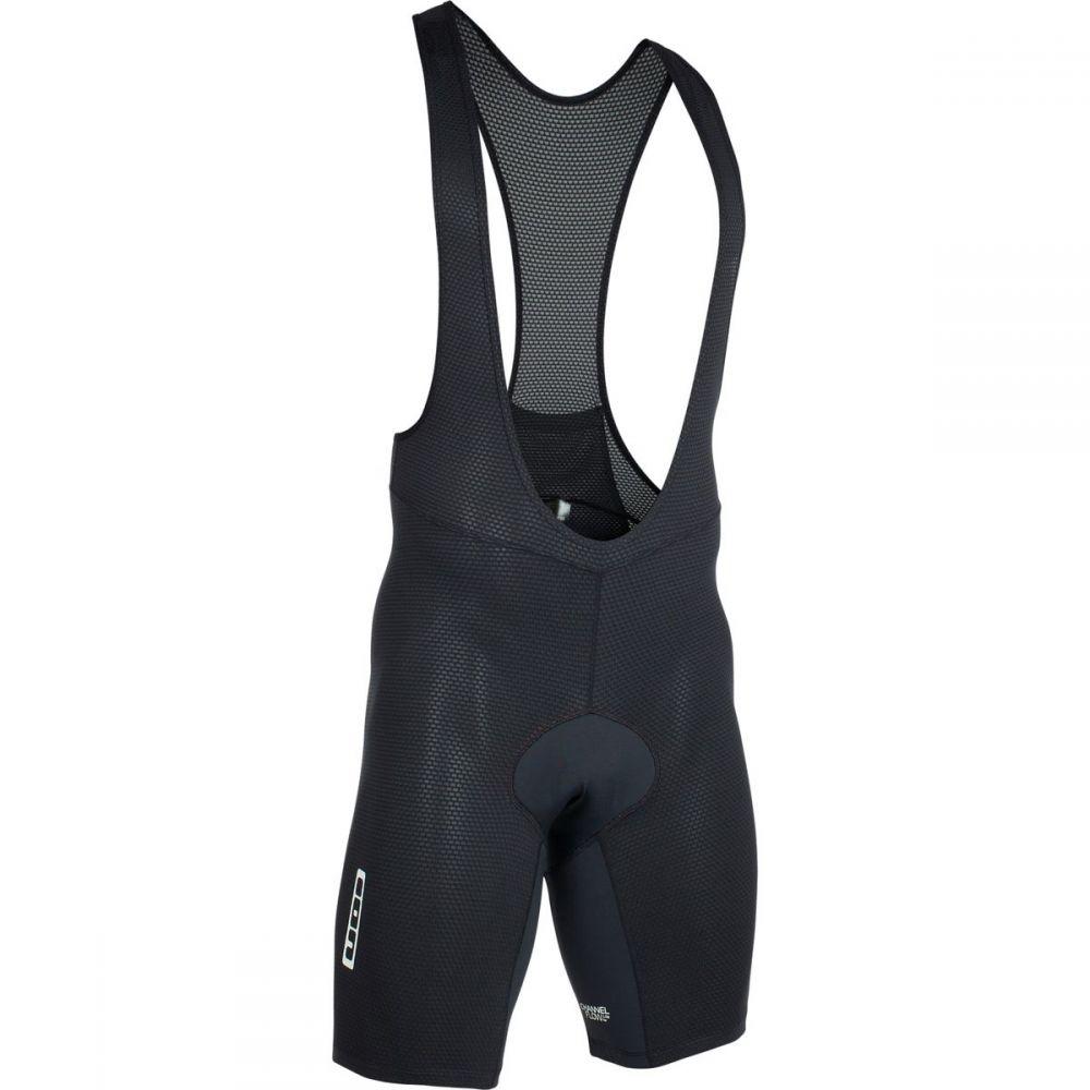 イオン メンズ 自転車 ボトムス・パンツ【Paze AMP IN Bib Shorts】Black