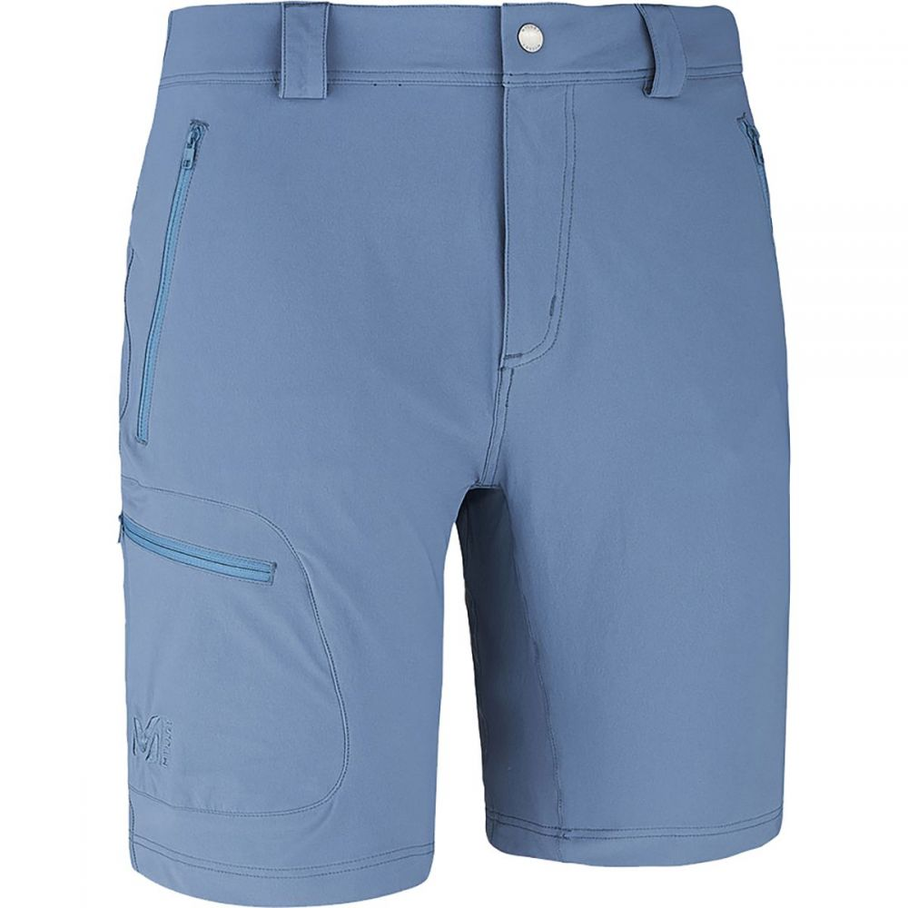 ミレー メンズ ハイキング・登山 ボトムス・パンツ【Trekker Stretch Shorts】Teal Blue