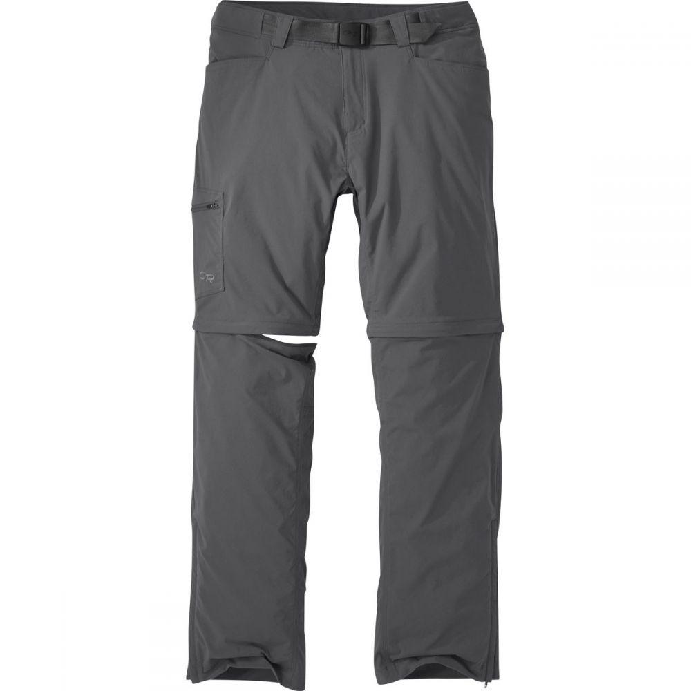 アウトドアリサーチ メンズ ハイキング・登山 ボトムス・パンツ【Equinox Convertible Pants】Charcoal
