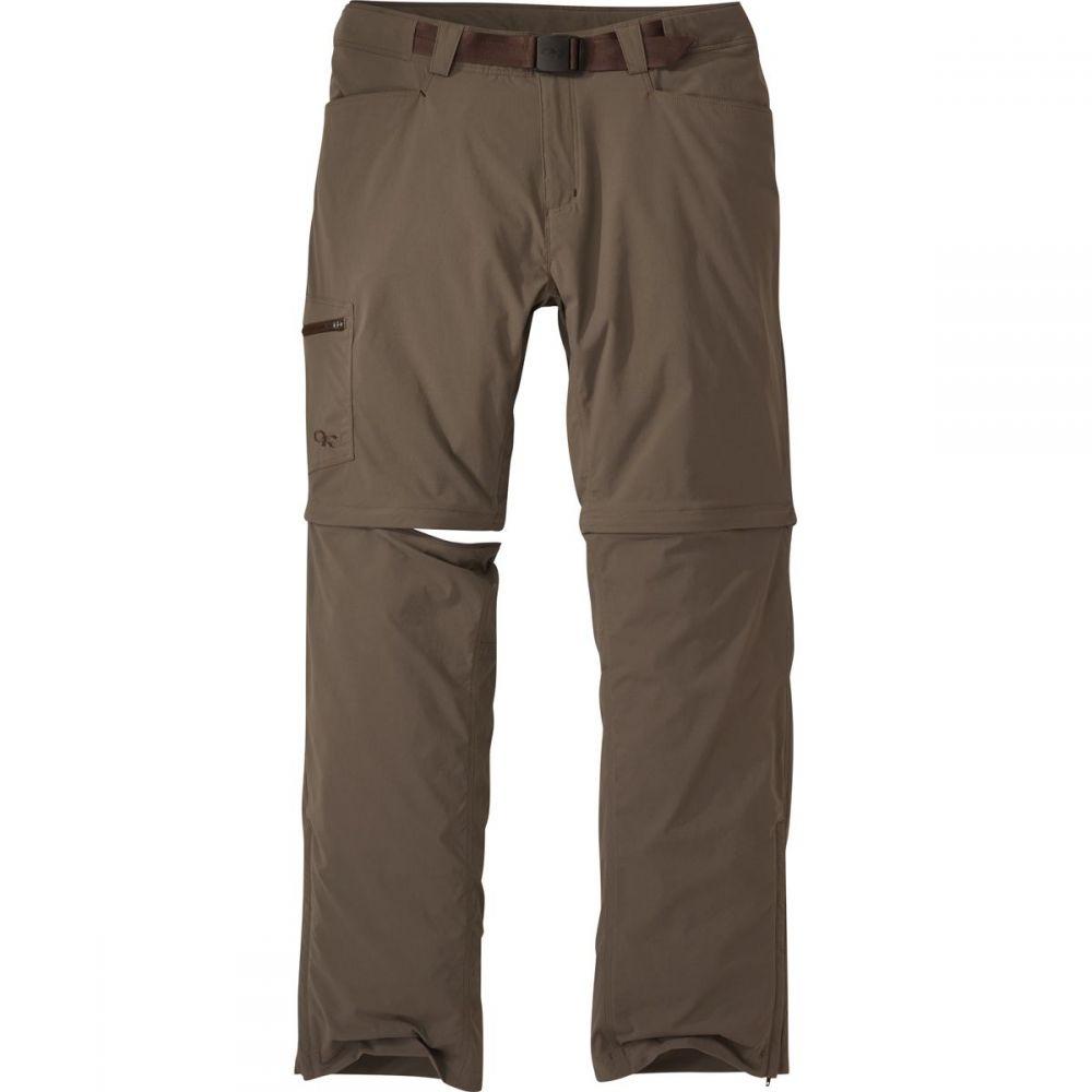 アウトドアリサーチ メンズ ハイキング・登山 ボトムス・パンツ【Equinox Convertible Pants】Mushroom