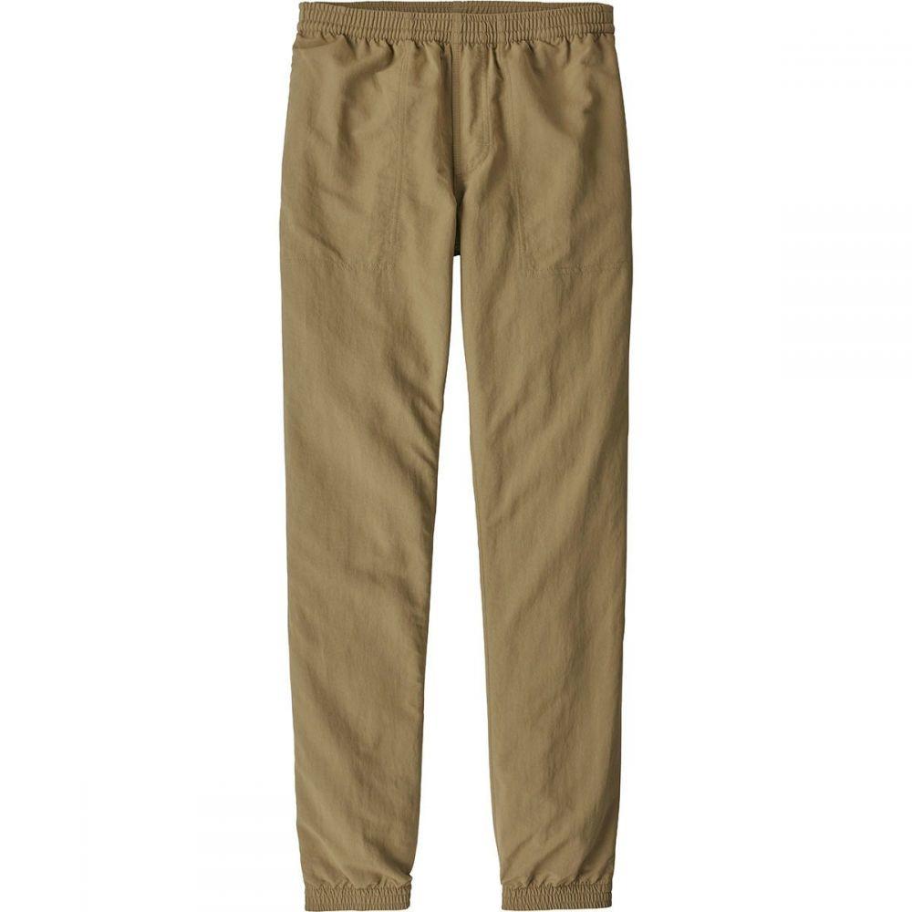 パタゴニア メンズ ハイキング・登山 ボトムス・パンツ【Baggies Pants】Ash Tan