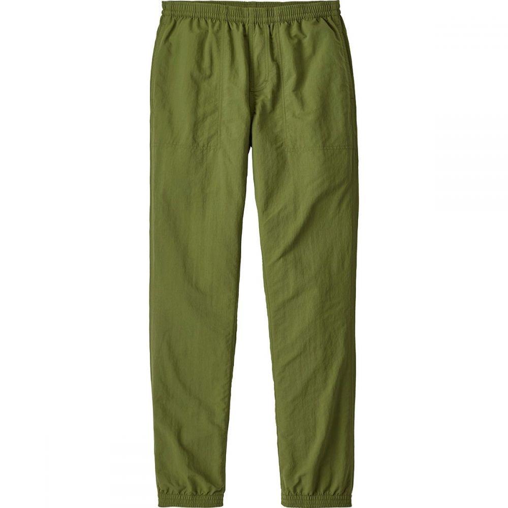 パタゴニア メンズ ハイキング・登山 ボトムス・パンツ【Baggies Pants】Sprouted Green
