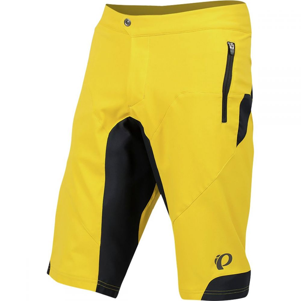 パールイズミ メンズ 自転車 ボトムス・パンツ【Summit Shorts】Yellow Curry/Black