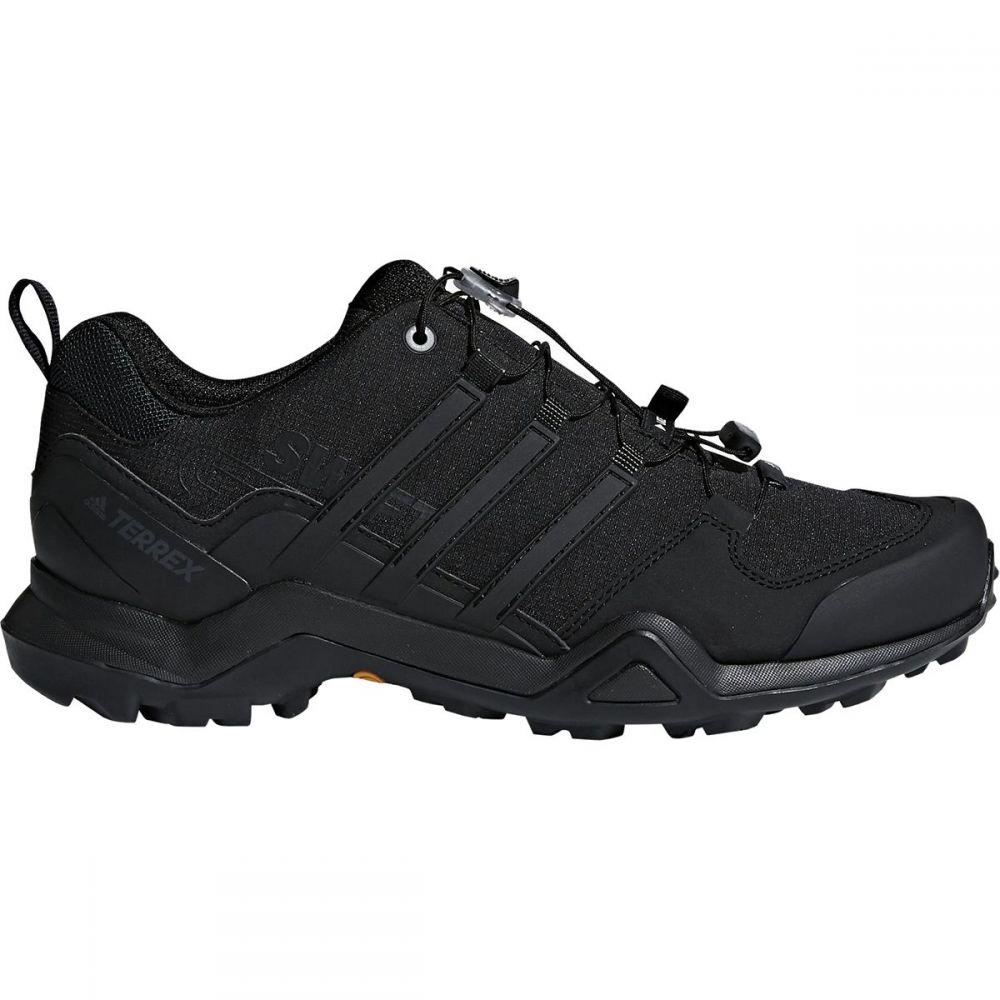 アディダス メンズ ハイキング・登山 シューズ・靴【Terrex Swift R2 Hiking Shoes】Black/Black/Black