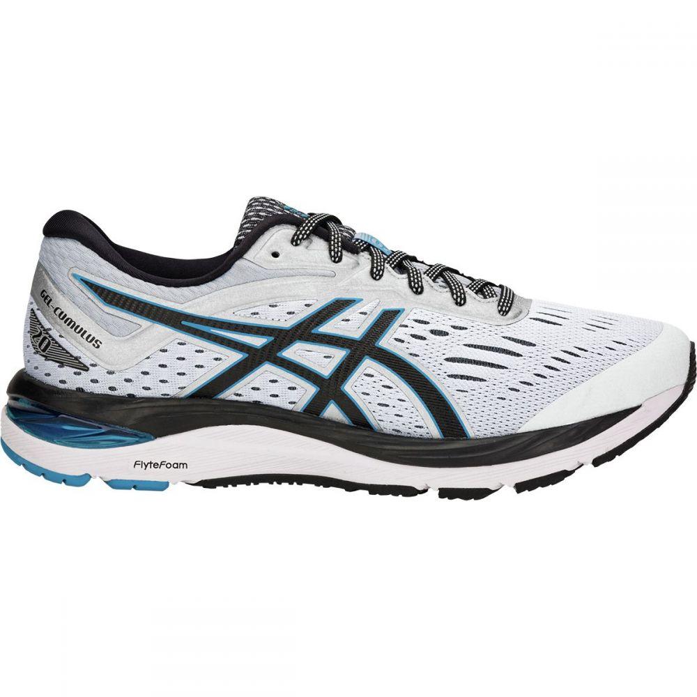 アシックス メンズ ランニング・ウォーキング シューズ・靴【Gel - Cumulus 20 Running Shoes】Iron Clad/Black