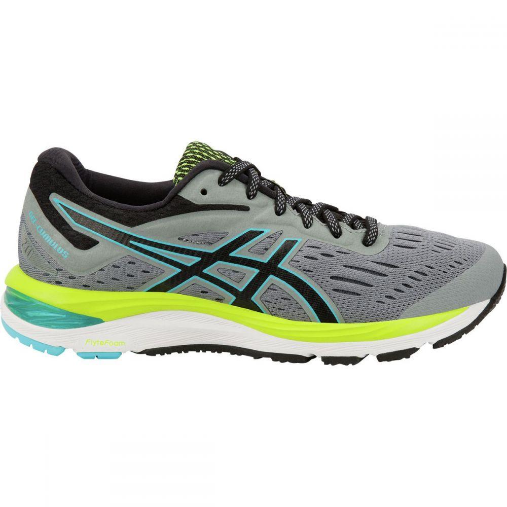 アシックス レディース ランニング・ウォーキング シューズ・靴【Gel - Cumulus 20 Running Shoe】Stone Grey/Black