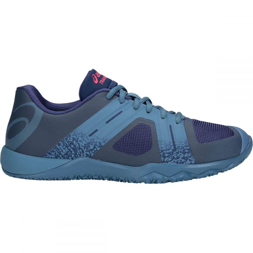 アシックス レディース ランニング・ウォーキング シューズ・靴【Conviction X 2 Shoe】Deep Ocean/Azure