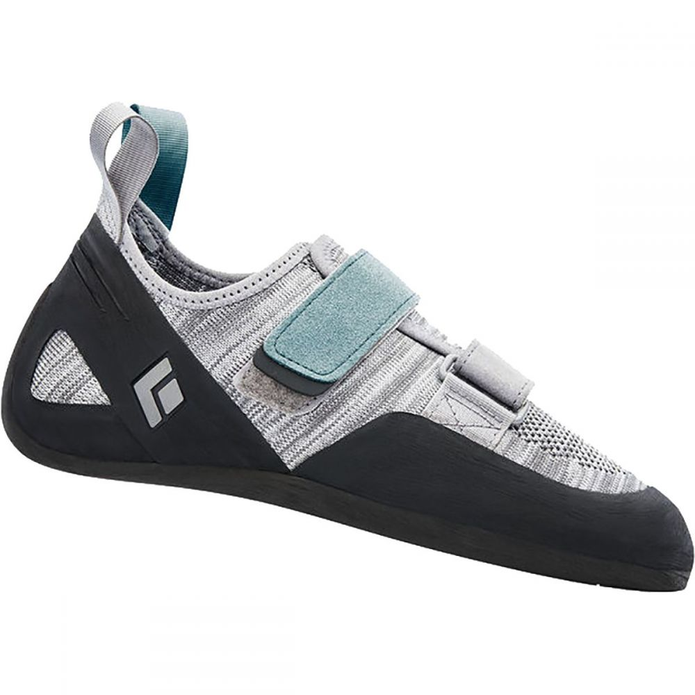 ブラックダイヤモンド レディース クライミング シューズ・靴【Momentum Climbing Shoe】Aluminum