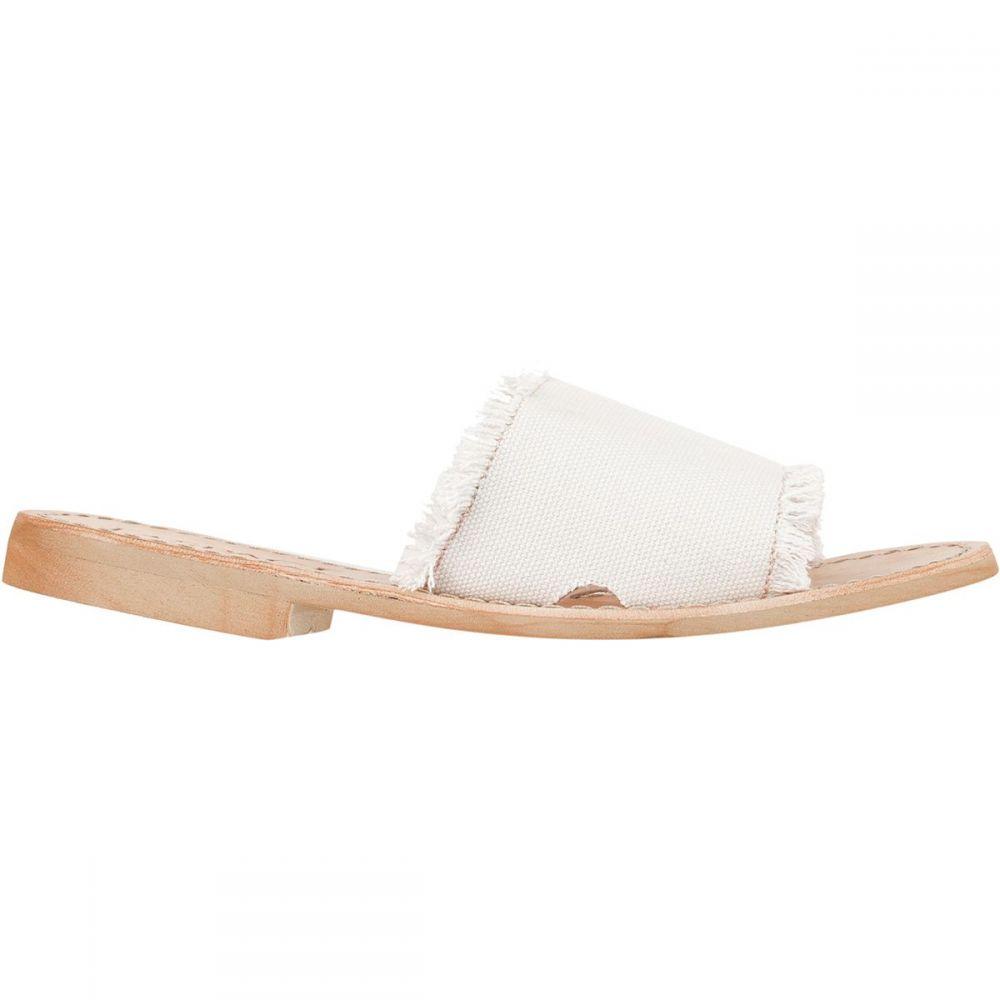 ココベル レディース シューズ・靴 サンダル・ミュール【Sunday Slide Sandal】Ivory