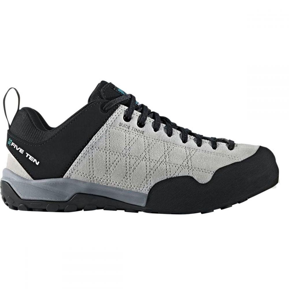 【正規品質保証】 ファイブテン Approach レディース ハイキング・登山 シューズ・靴 Tennie レディース【Guide Tennie Approach Shoe】Stone, BAS CLOTHING:64bd610a --- business.personalco5.dominiotemporario.com