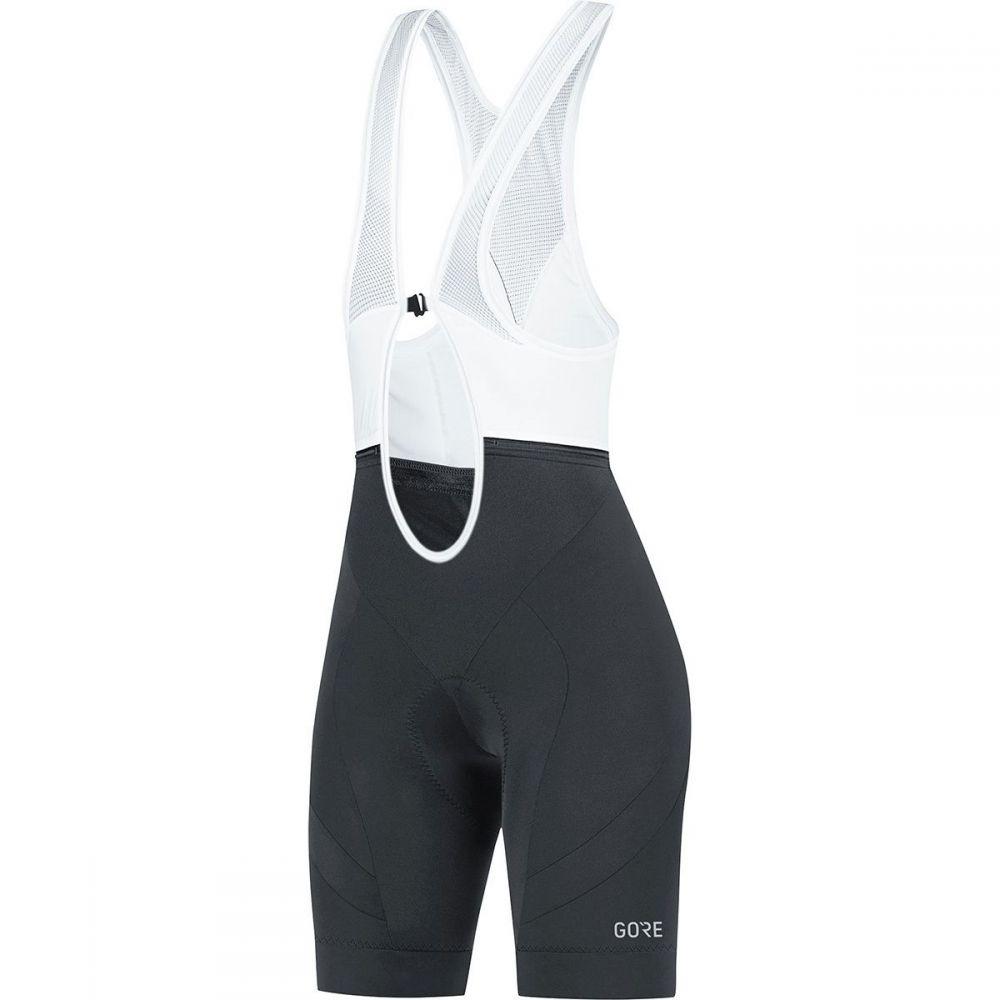 ゴアウェア レディース 自転車 ボトムス・パンツ【C5 Bib Shorts】Black