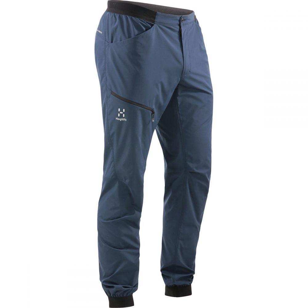 ホグロフス メンズ ハイキング・登山 ボトムス・パンツ【L.I.M. Fuse Pants】Tarn Blue