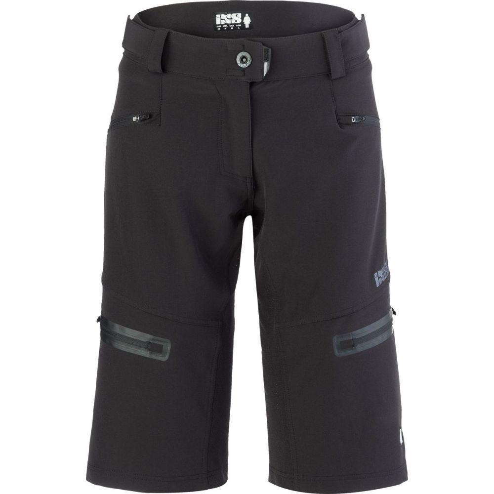 イクス レディース 自転車 ボトムス・パンツ【Sever 6.1 Shorts】Black