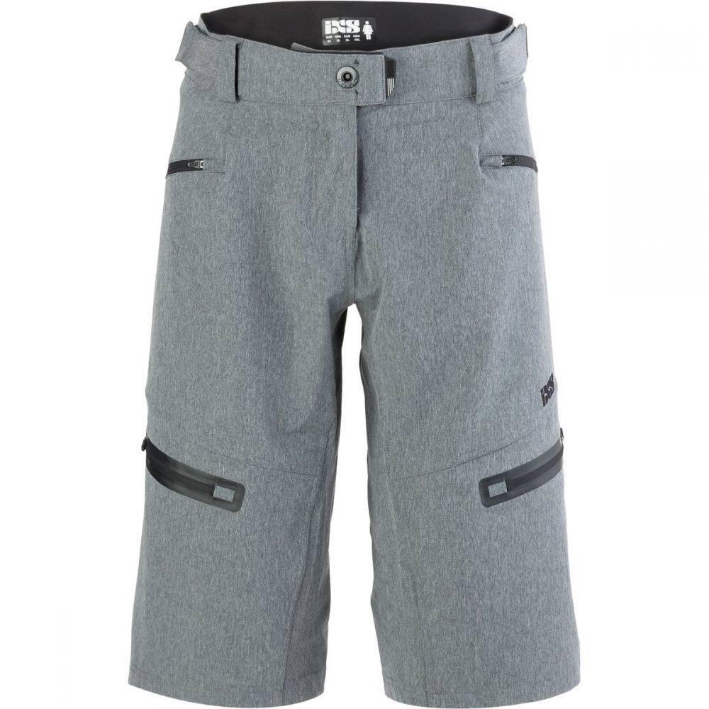 イクス レディース 自転車 ボトムス・パンツ【Sever 6.1 Shorts】Graphite