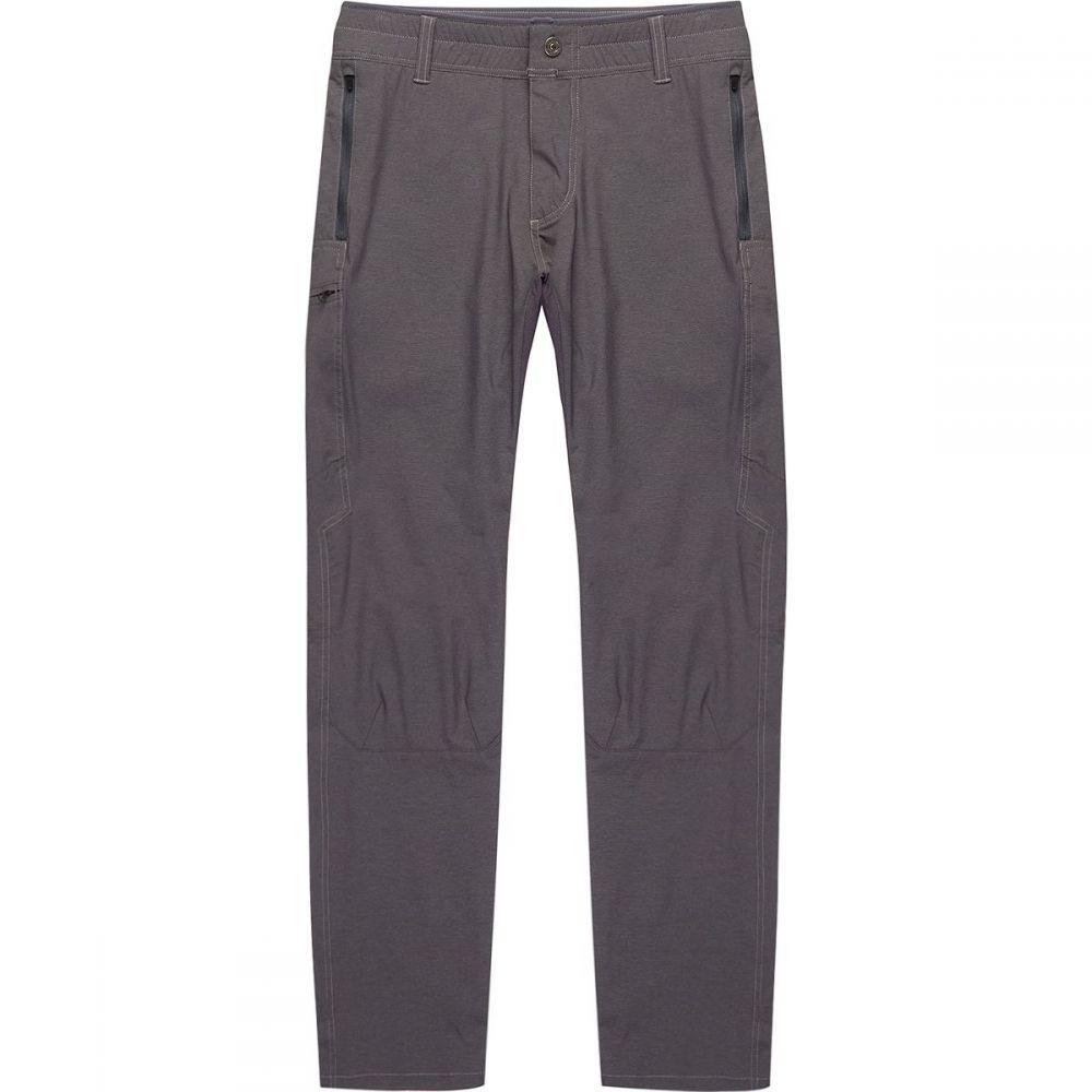 キュール メンズ ハイキング・登山 ボトムス・パンツ【Avengr Pants】Carbon