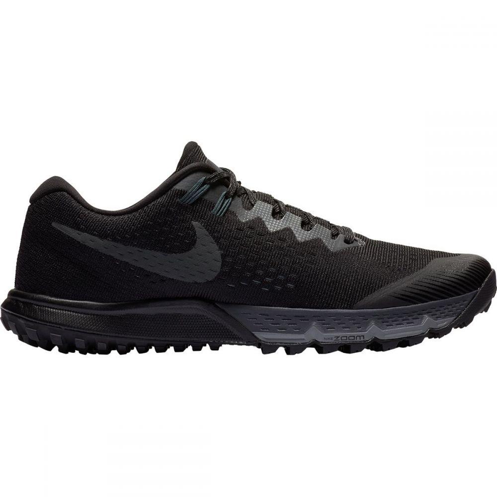 ナイキ メンズ ランニング・ウォーキング シューズ・靴【Air Zoom Terra Kiger 4 Trail Running Shoes】Black/Anthracite-Anthracite-Cool Grey