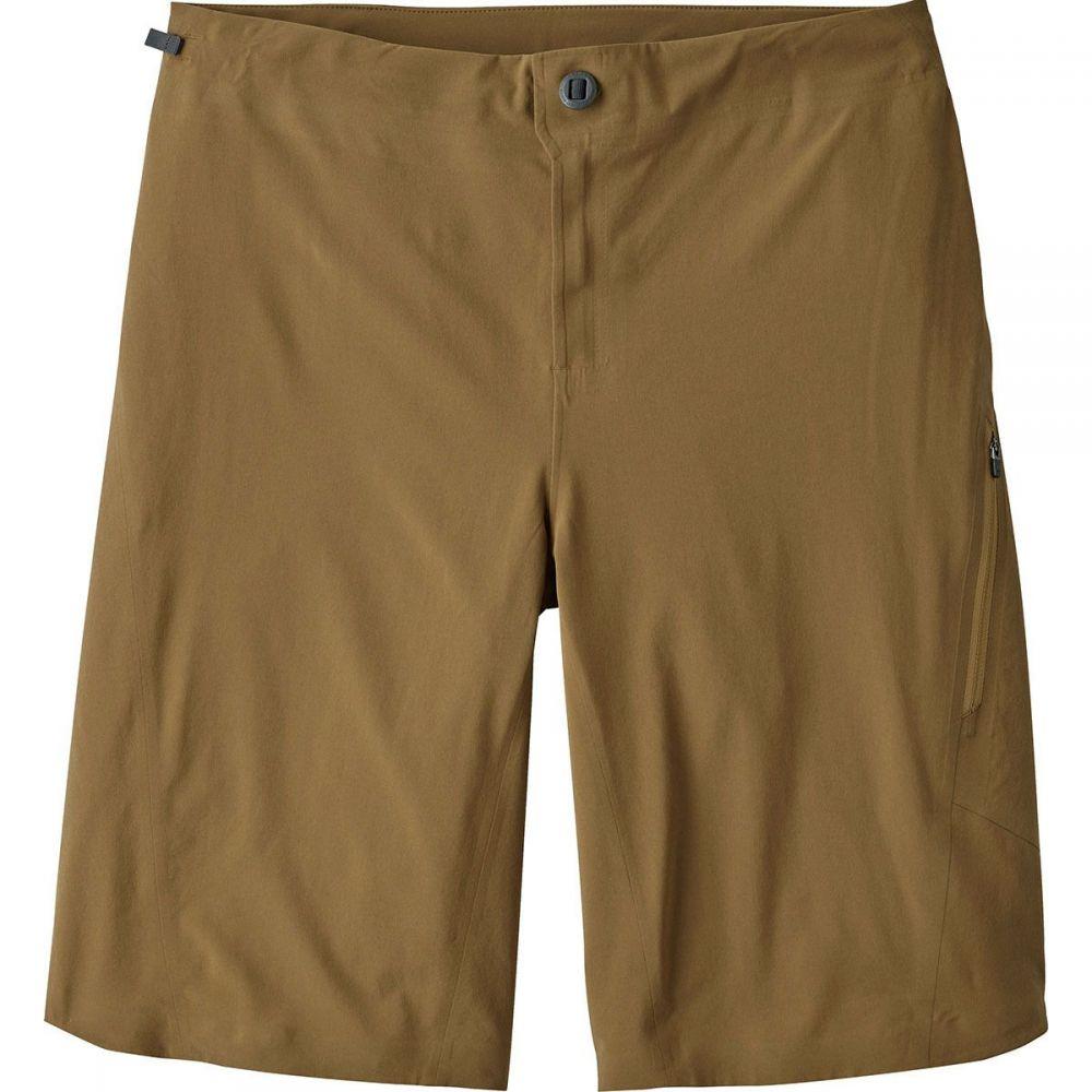 パタゴニア メンズ 自転車 ボトムス・パンツ【Dirt Roamer Bike Shorts】Coriander Brown