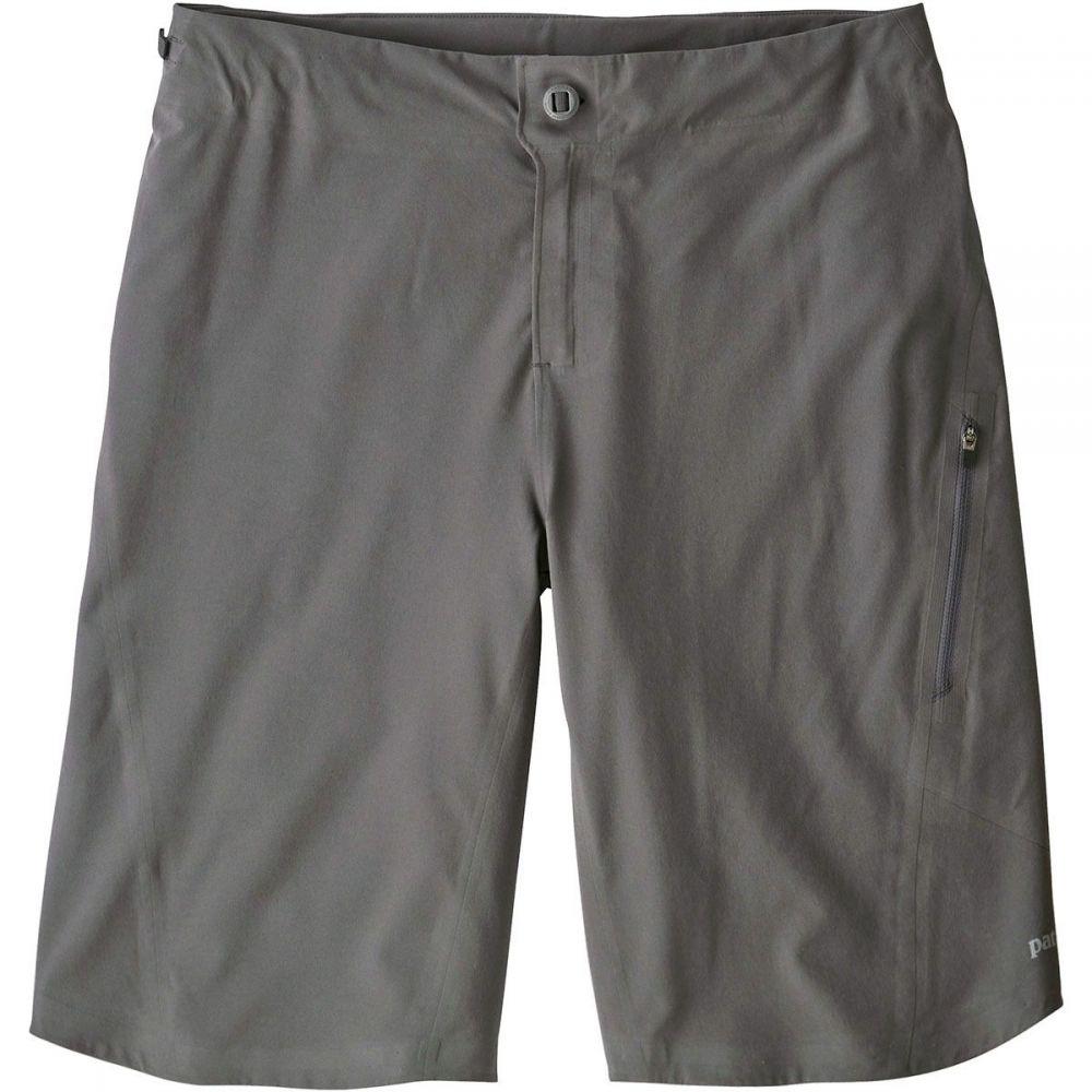 パタゴニア メンズ 自転車 ボトムス・パンツ【Dirt Roamer Bike Shorts】Forge Grey