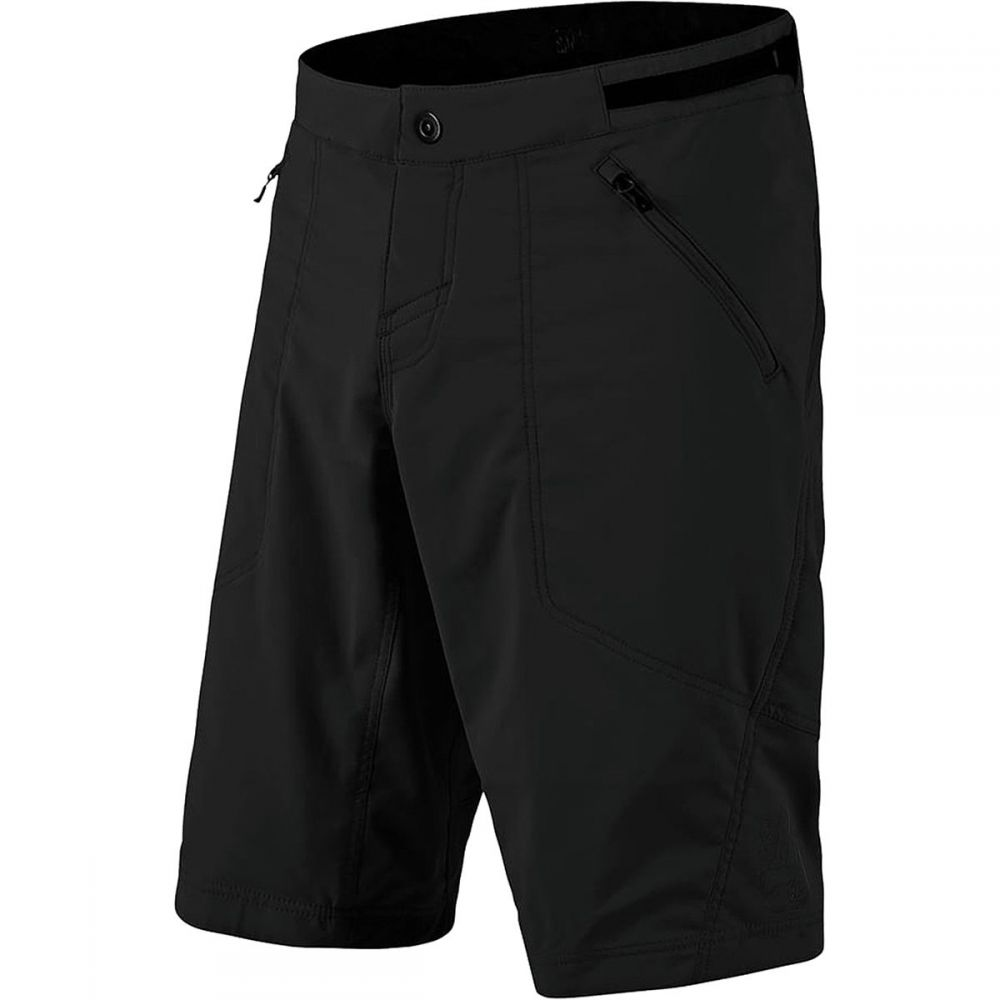 トロイリーデザイン メンズ 自転車 ボトムス・パンツ【Skyline Shorts】Black