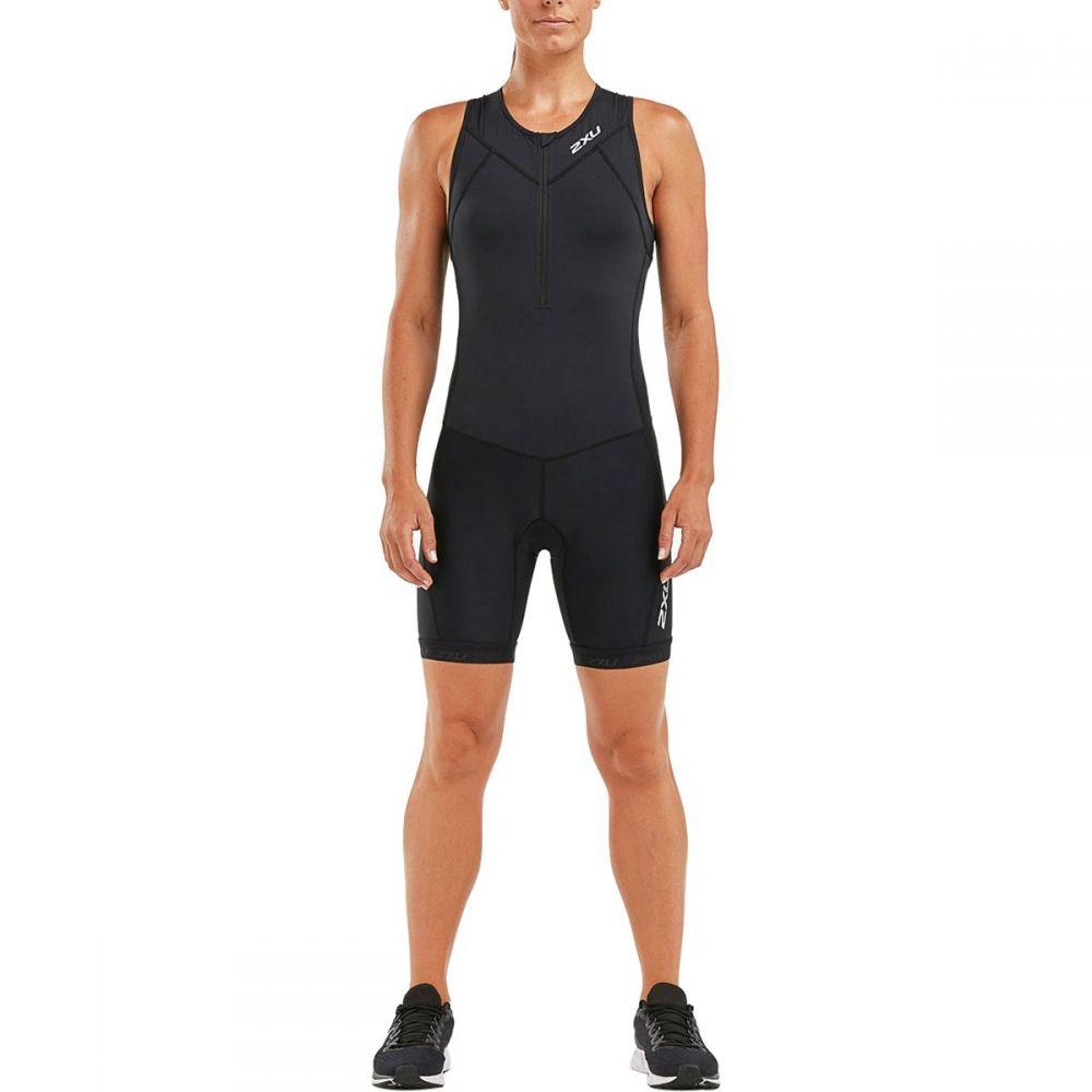 【日本製】 ツータイムズユー レディース トライアスロン トップス【Active Trisuit レディース】Black/Black, SPRAY:3f5a6a7a --- supercanaltv.zonalivresh.dominiotemporario.com