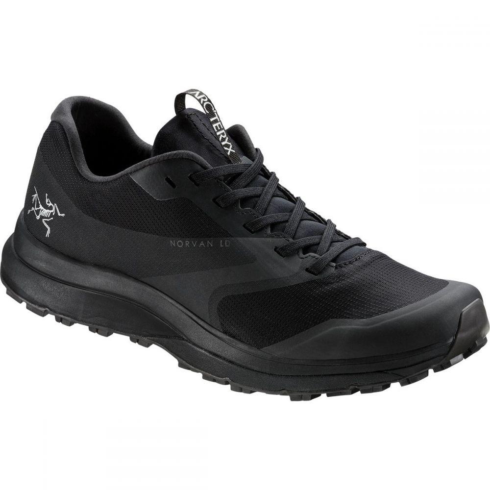 アークテリクス メンズ ランニング・ウォーキング シューズ・靴【Norvan LD GTX Trail Running Shoes】Black/Shark