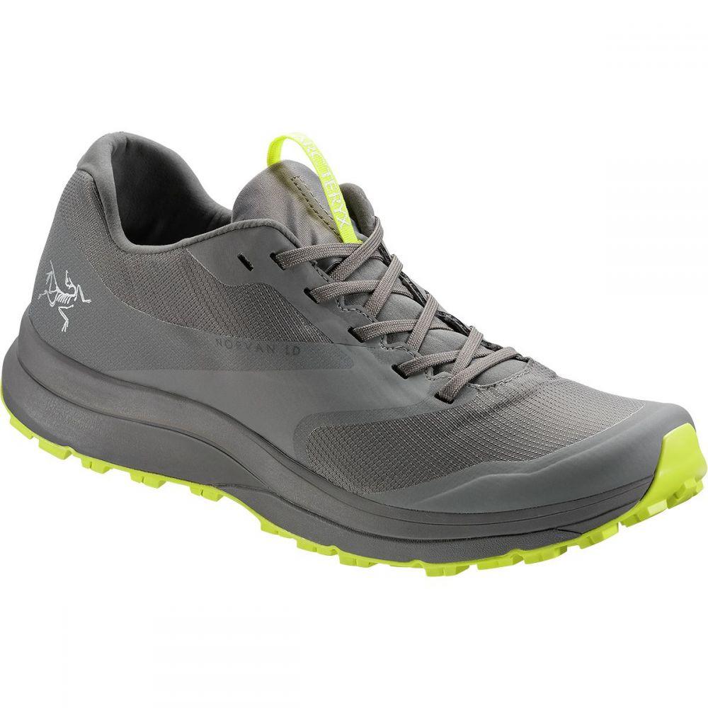 アークテリクス メンズ ランニング・ウォーキング シューズ・靴【Norvan LD GTX Trail Running Shoes】Light Titan/Venom Arc