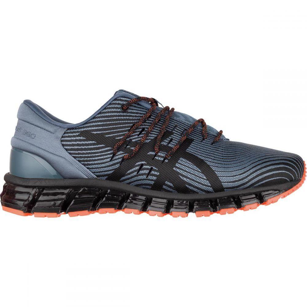 アシックス メンズ ランニング・ウォーキング シューズ・靴【Gel - Quantum 360 4 Running Shoes】Iron Clad/Black