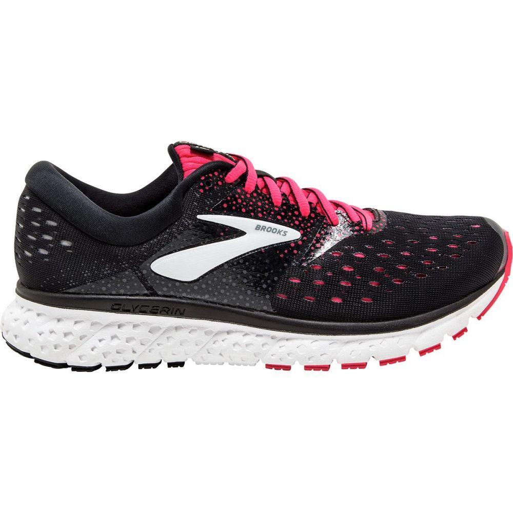ブルックス レディース ランニング・ウォーキング シューズ・靴【Glycerin 16 Running Shoe】Black/Pink/Grey