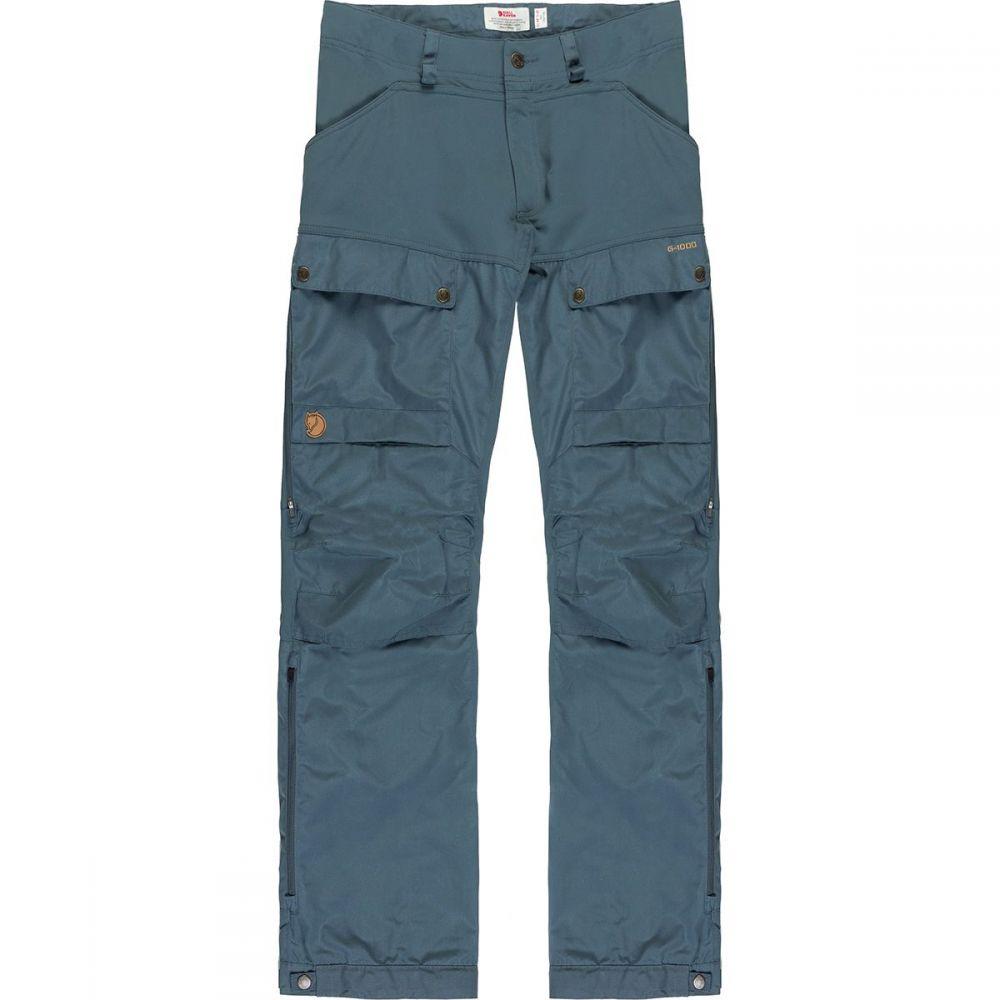 フェールラーベン メンズ ハイキング・登山 ボトムス・パンツ【Keb Pant - Longs】Dusk