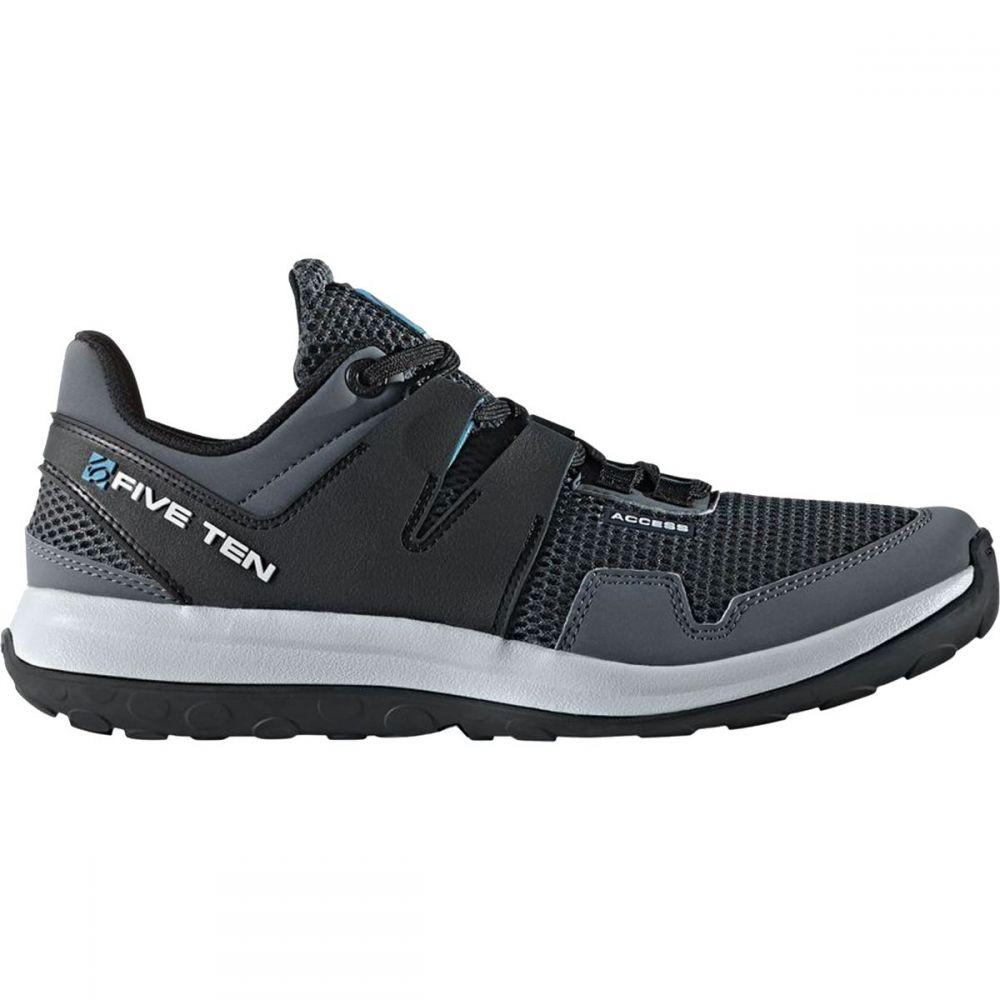 ファイブテン メンズ ハイキング・登山 シューズ・靴【Access Mesh Approach Shoes】Grey
