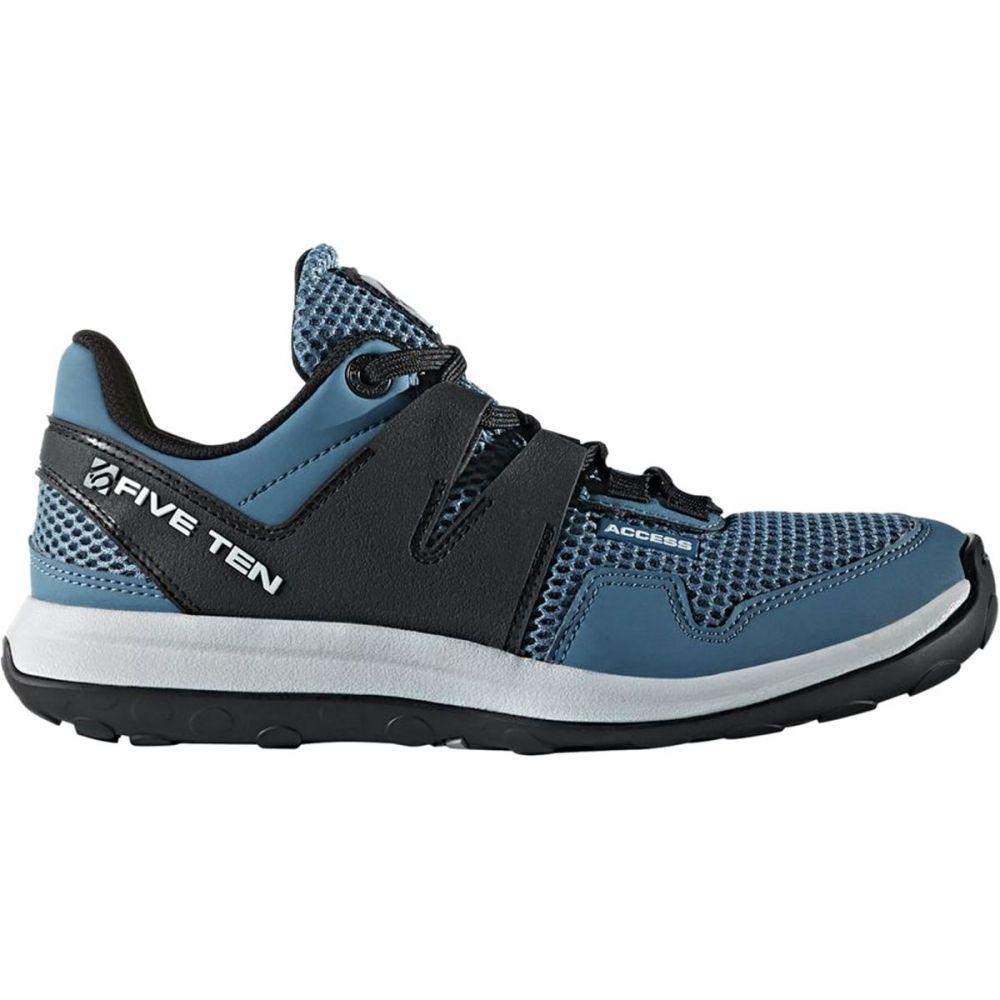 ファイブテン レディース ハイキング・登山 シューズ・靴【Access Mesh Approach Shoe】Blanch Blue