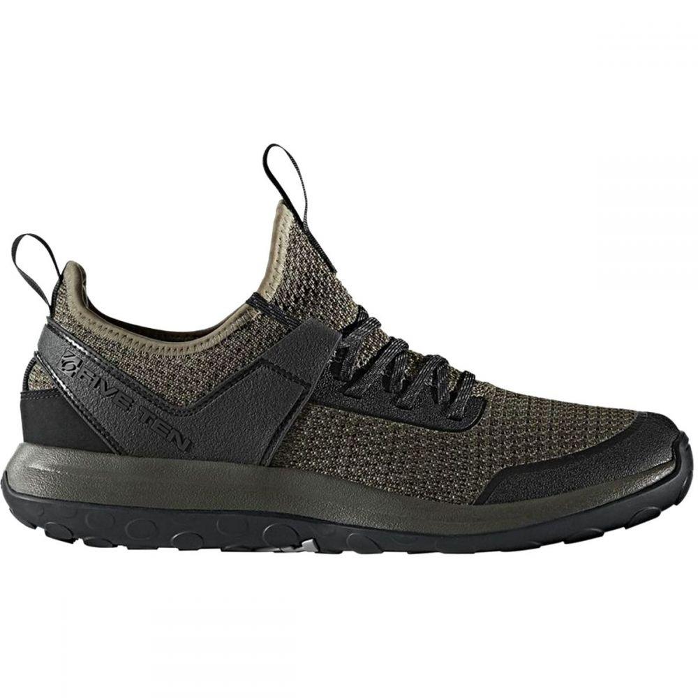 ファイブテン メンズ ハイキング・登山 シューズ・靴【Access Knit Shoes】Olive