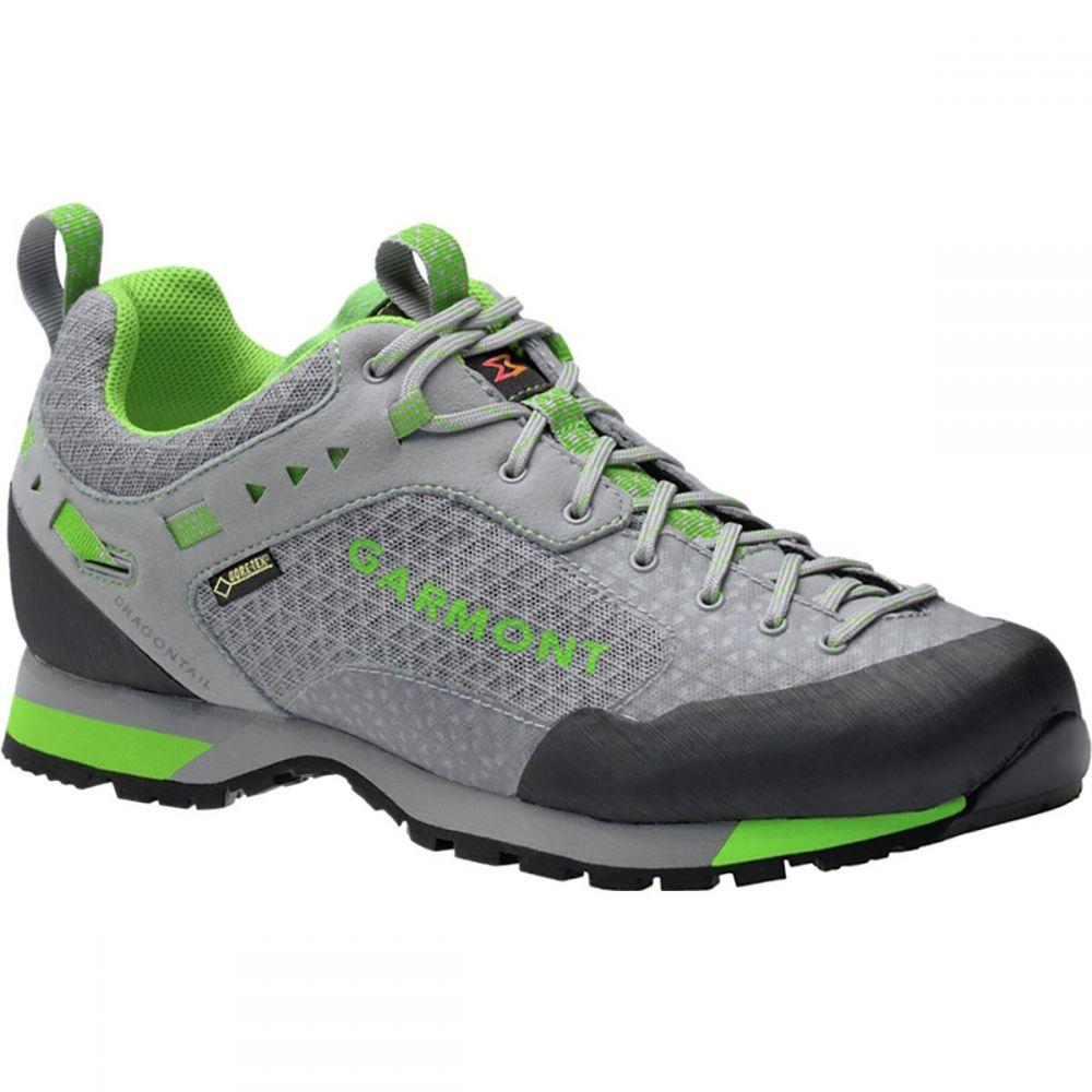 【予約販売品】 ガルモント メンズ ハイキング Approach・登山 シューズ・靴【Dragontail Shoes】Grey/Green N.Air.G ガルモント Approach Shoes】Grey/Green, azzurri car shop:10630588 --- canoncity.azurewebsites.net