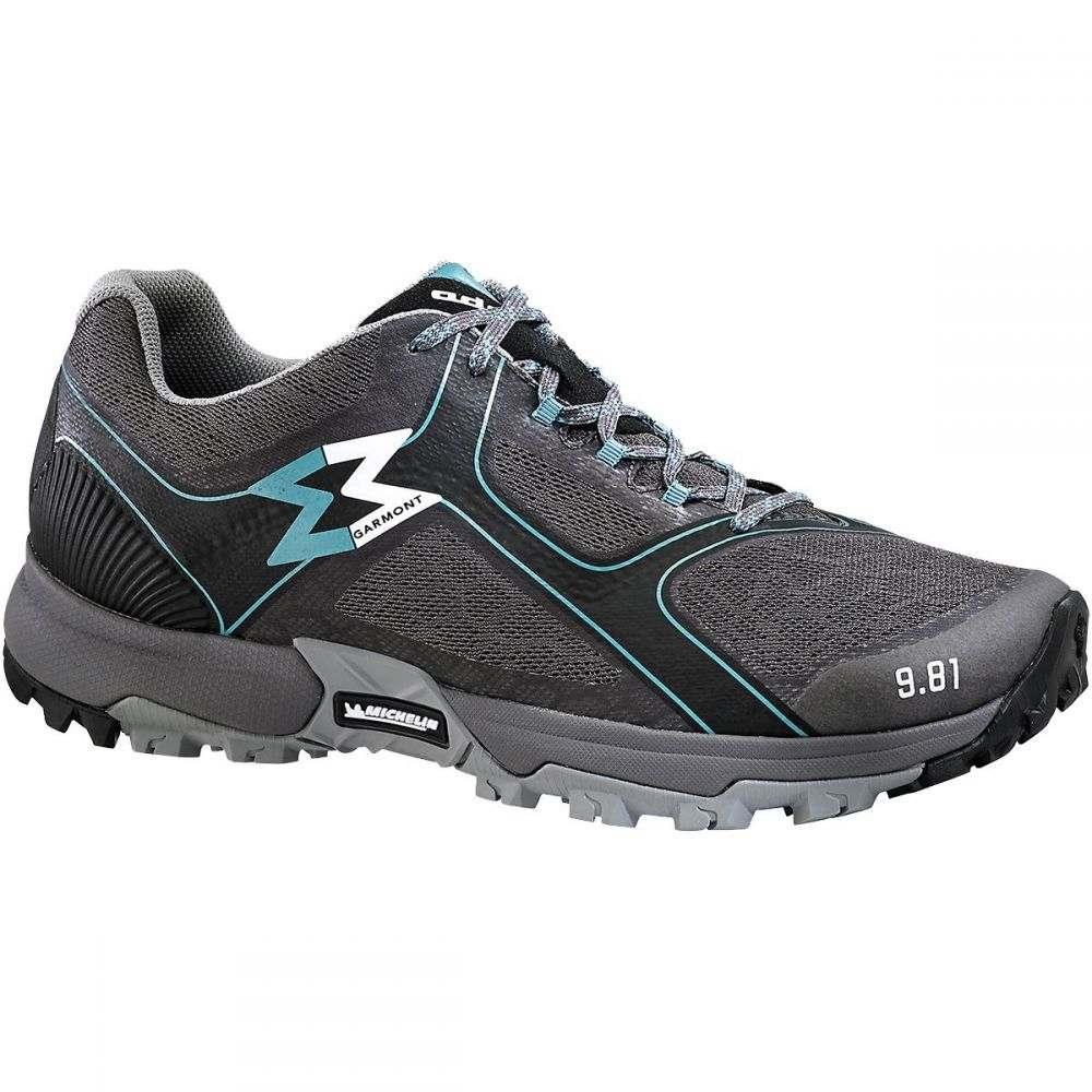 ガルモント レディース ハイキング・登山 シューズ・靴【9.81 Fast Hiking Shoe】Light Grey/Aqua Blue