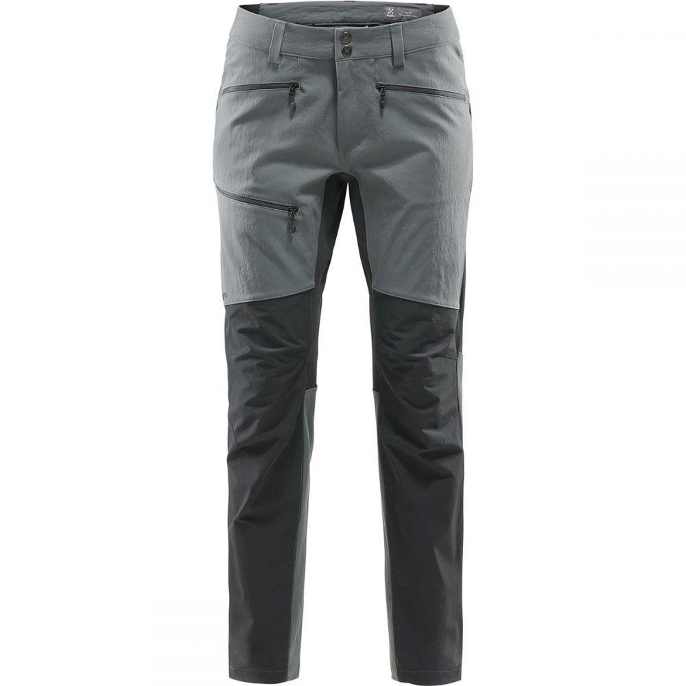 ホグロフス メンズ ハイキング・登山 ボトムス・パンツ【Rugged Flex Pants】Magnetite/True Black