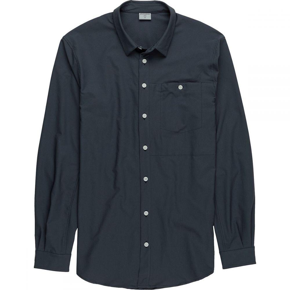 フーディニ メンズ トップス シャツ【Long - Sleeve Shirts】Big Bang Blue