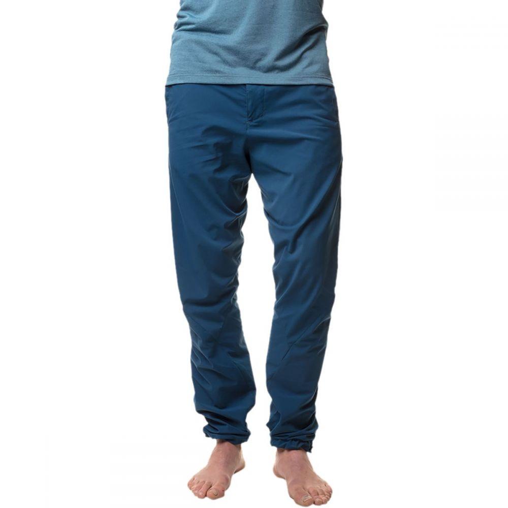 フーディニ メンズ ハイキング・登山 ボトムス・パンツ【Lucid Pantss】Native Blue
