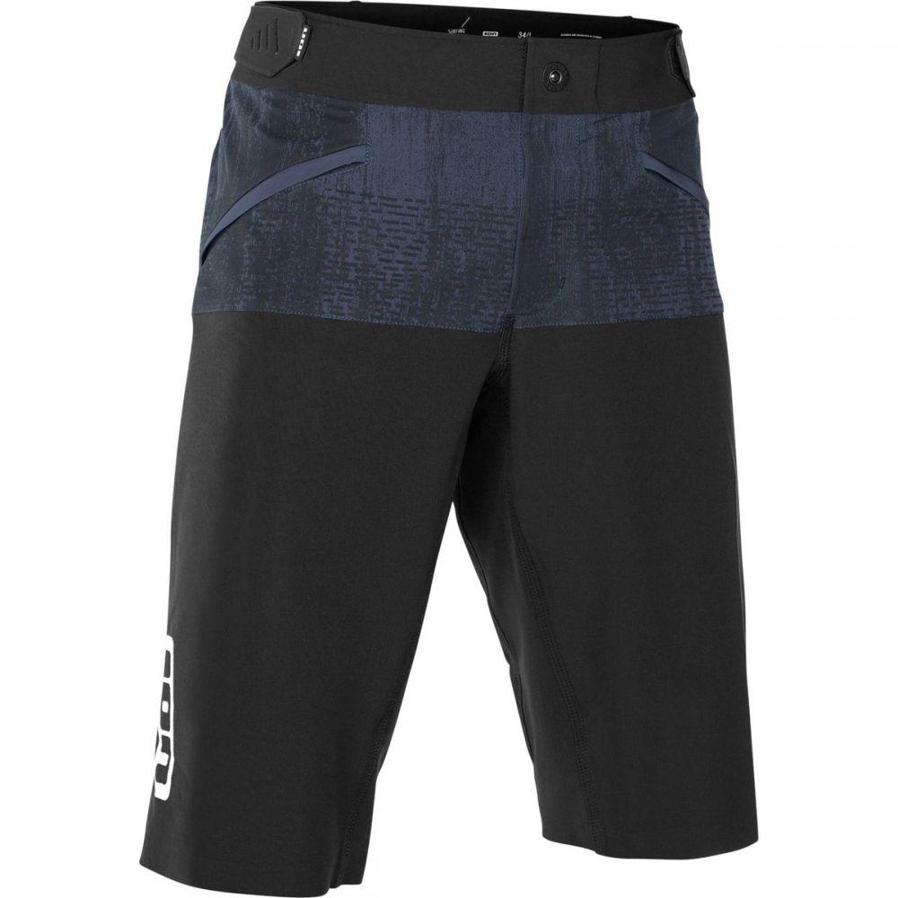イオン メンズ 自転車 ボトムス・パンツ【Scrub AMP Bike Shorts】Black