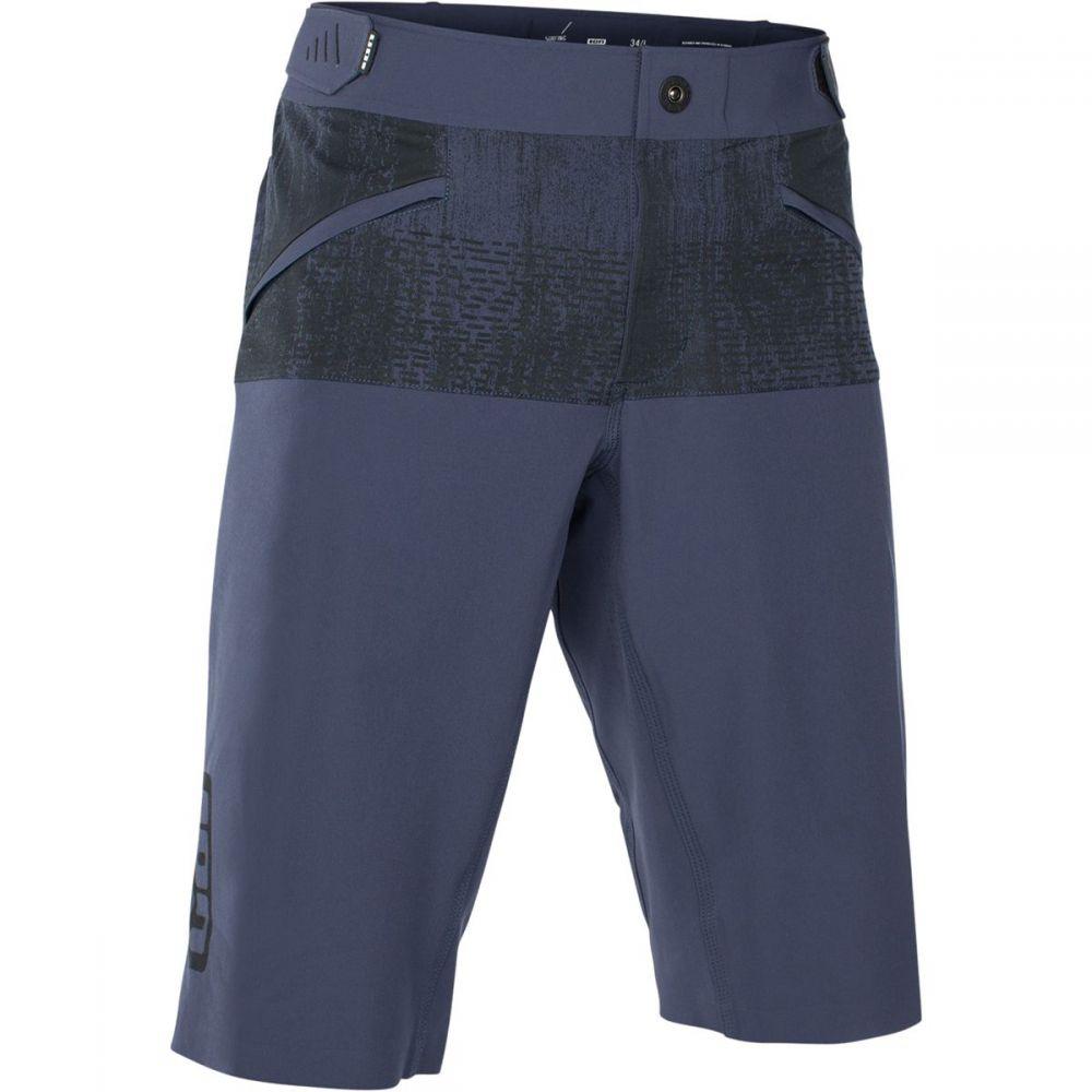 イオン メンズ 自転車 ボトムス・パンツ【Scrub AMP Bike Shorts】Blue Nights