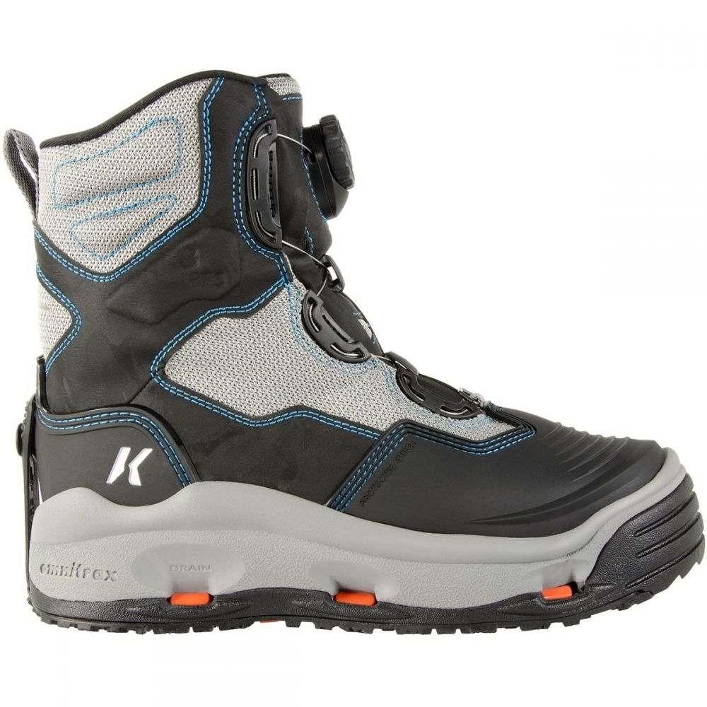 コーカーズ レディース 釣り・フィッシング シューズ・靴【Darkhorse Wading Boot】Kling-on & Studded Kling-on Soles