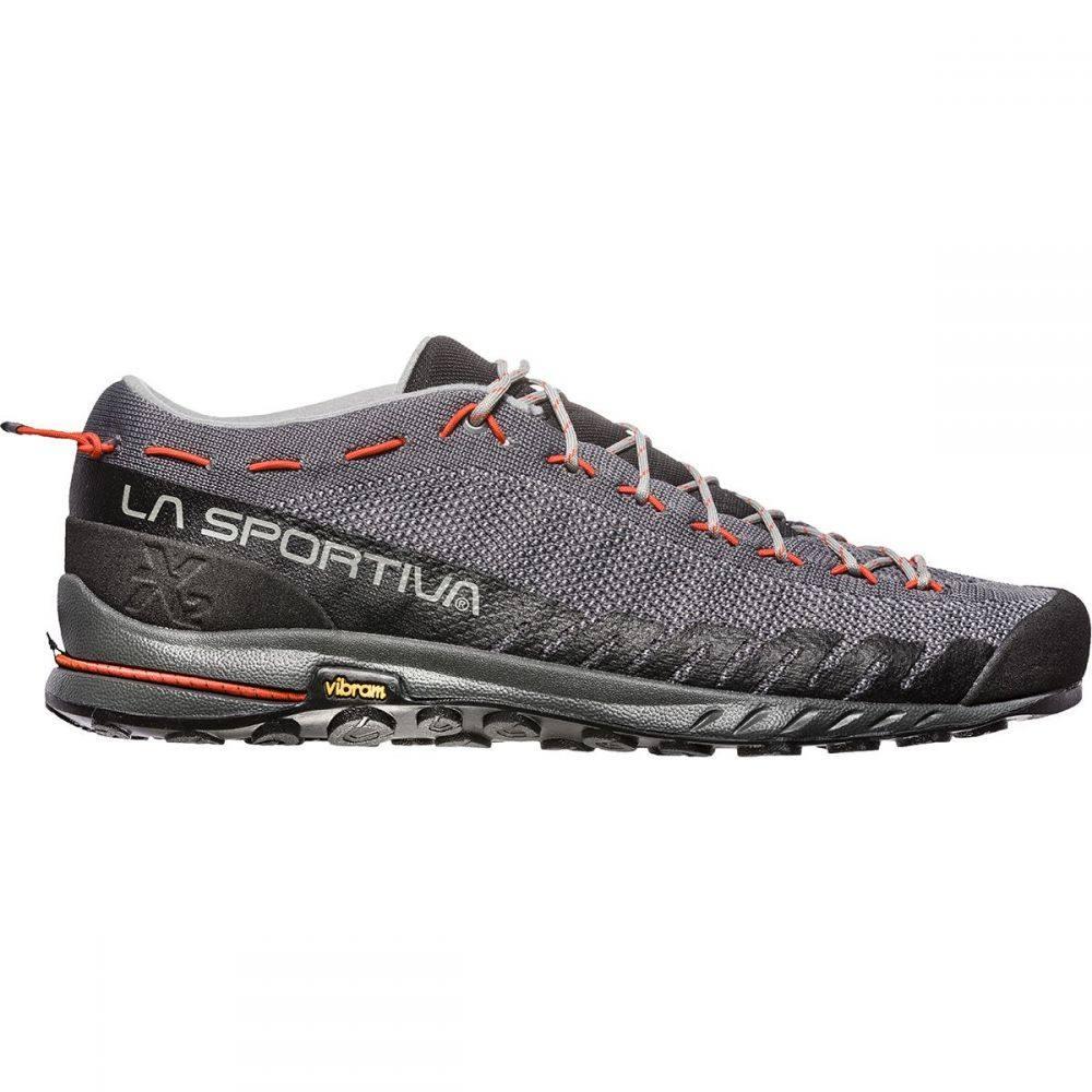 ラスポルティバ メンズ ハイキング・登山 シューズ・靴【TX2 Approach Shoes】Carbon/Tangerine