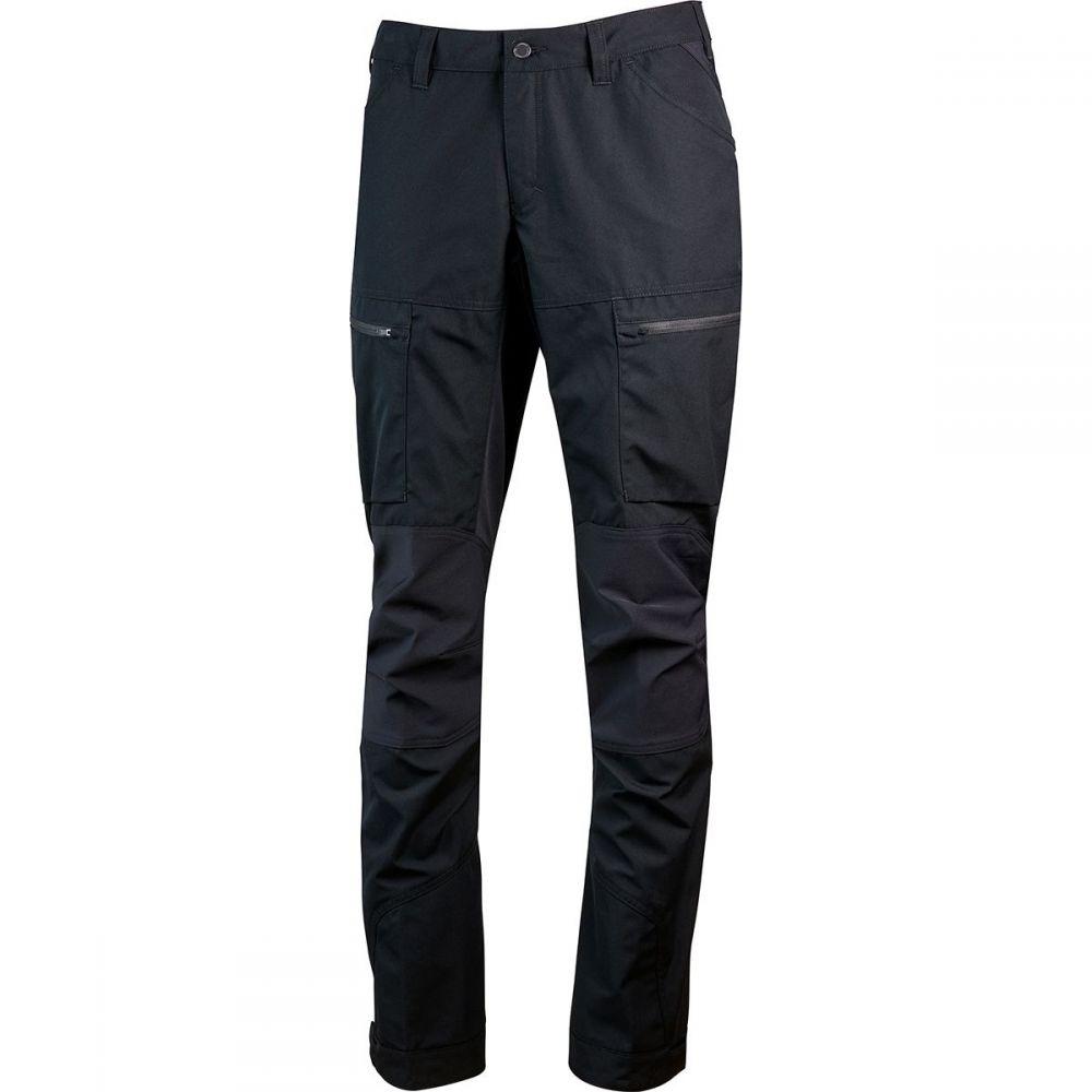 ルンドハグス メンズ ハイキング・登山 ボトムス・パンツ【Lockne MS Pants】Black