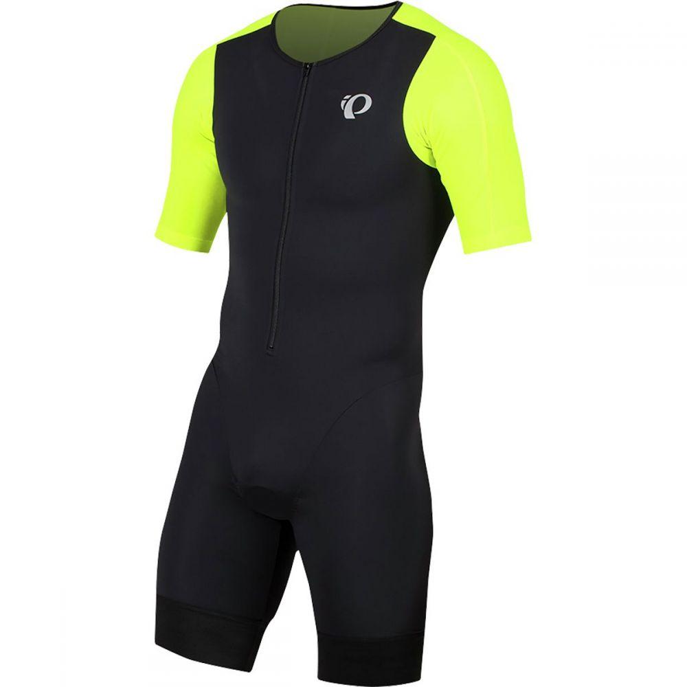 配送員設置 パールイズミ メンズ Tri トライアスロン トップス【ELITE Pursuit Tri Speed Speed トライアスロン Suits】Black/Screaming Yellow, SESオフィシャルショップ:a76998b4 --- business.personalco5.dominiotemporario.com